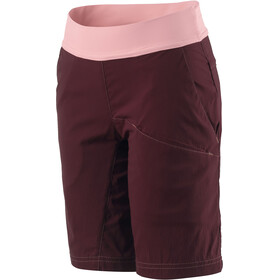 Houdini Kids Liquid Trail Shorts last round red